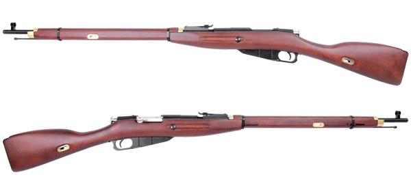 King Arms: Mosin-Nagant 1891/30 Rifle (Gas) [KA-AG-158] Ka-ag-158