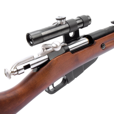 King Arms: Mosin-Nagant 1891/30 Rifle (Gas) [KA-AG-158] Ka-ag-171b
