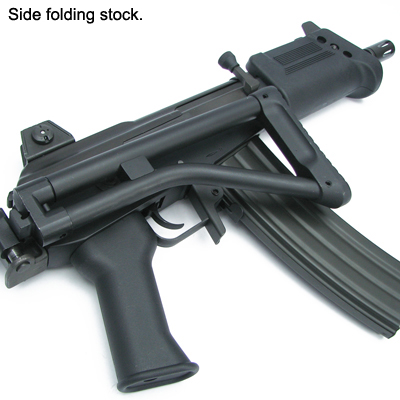 ka ag 58c Coming Soon to AirSplat!   King Arms GALIL MAR Non Blowback Ver.