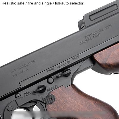King Arms Thompson M1928 Chicago GBB y EBB Ka-ag-79a