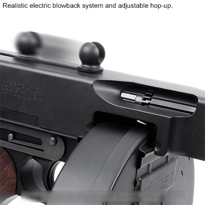 King Arms Thompson M1928 Chicago GBB y EBB Ka-ag-79c