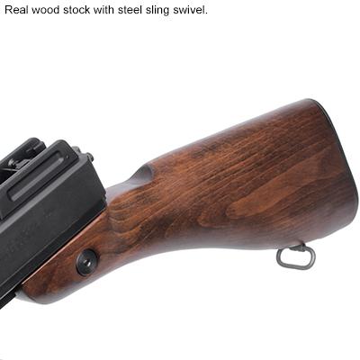 King Arms Thompson M1928 Chicago GBB y EBB Ka-ag-79e