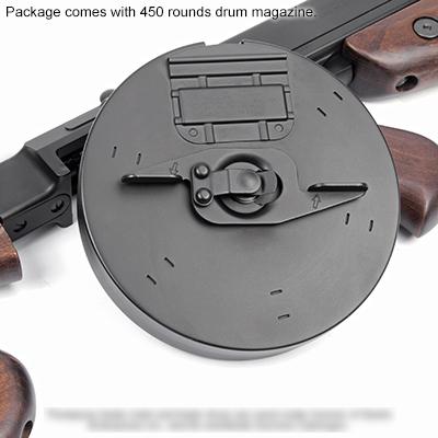 King Arms Thompson M1928 Chicago GBB y EBB Ka-ag-79g