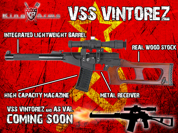 King Arms: VSS Vintorez & AS VAL coming soon  Webanner_VSS